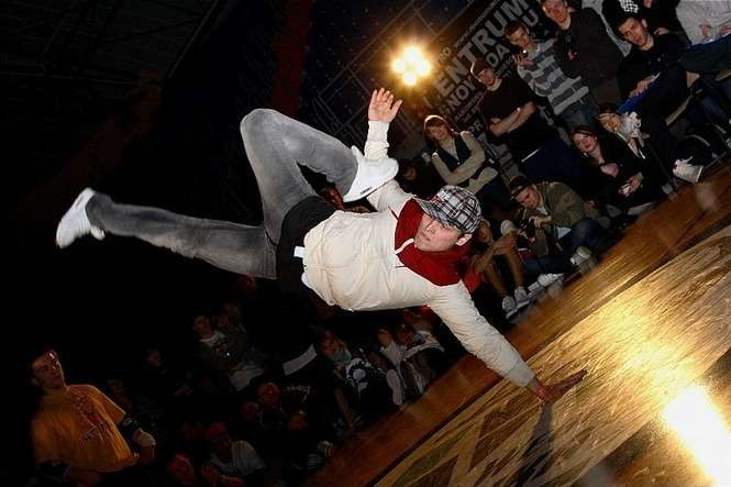 Zawody Break Dance - Autor: MAREK GALANT