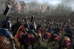 Total War: Shogun 2. A Rise of the Samurai