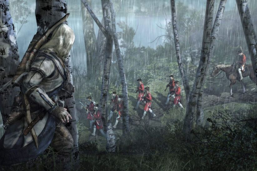 Assassin's Creed III: Nowy bohater, nowe miejsce, nowa historia