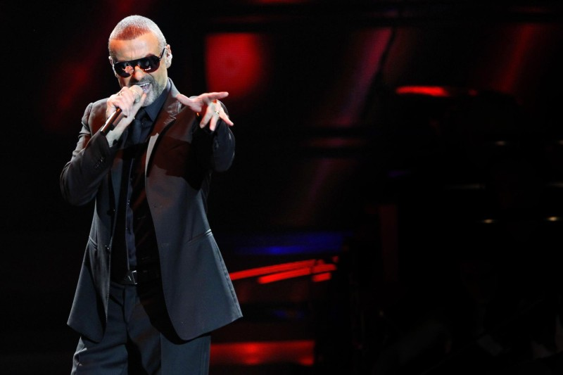 George Michael (EPA/ADE JOHNSON PAP/EPA)