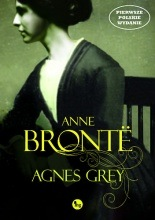 "Anne Brontë, ""Agnes Grey"" (Wydawnictwo MG)"