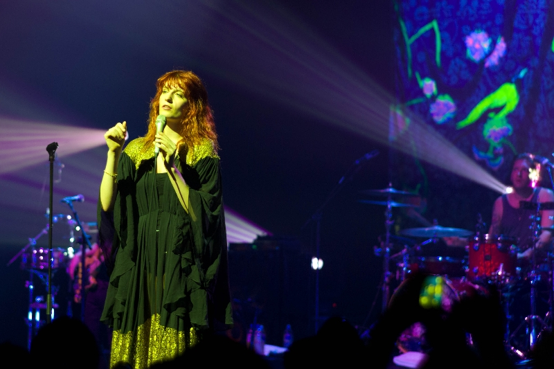 Florence and the Machine wystąpi na Coke Live Music Festival 2013 (Kevin Utting)