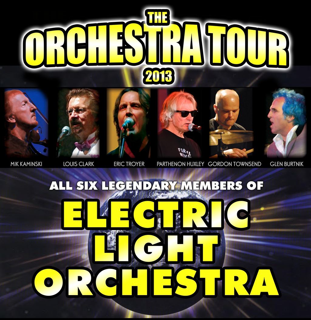 Electric Light Orchestra w Lublinie