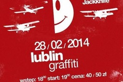 Koncert Happysad w Graffiti