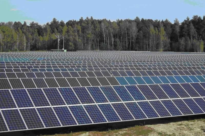 Elektrownia słoneczna w Bordziłówce