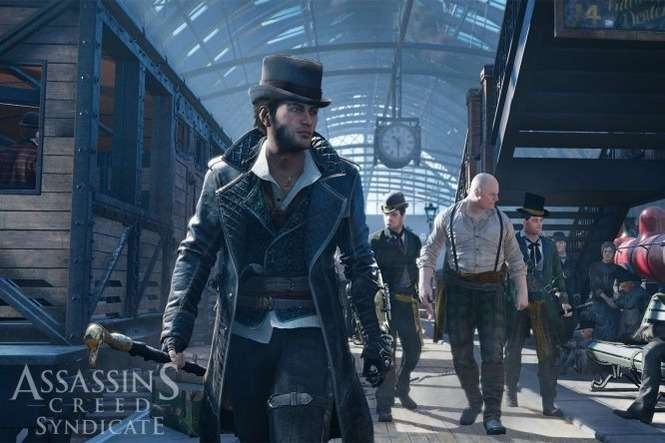 Jacob Frye, bohater gry Assassin's Creed Syndicate