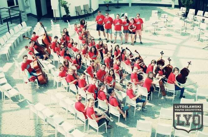 Lutoslawski Youth Orchestra