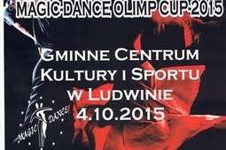 Magic-Dance Olimp Cup-2015. 200 par zawiruje w Ludwinie