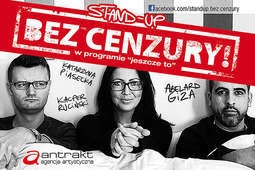 Stand-up Bez Cenzury w klubie Graffiti