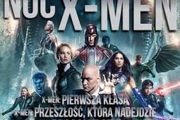 ENEMEF: Noc X-Men w Multikinie