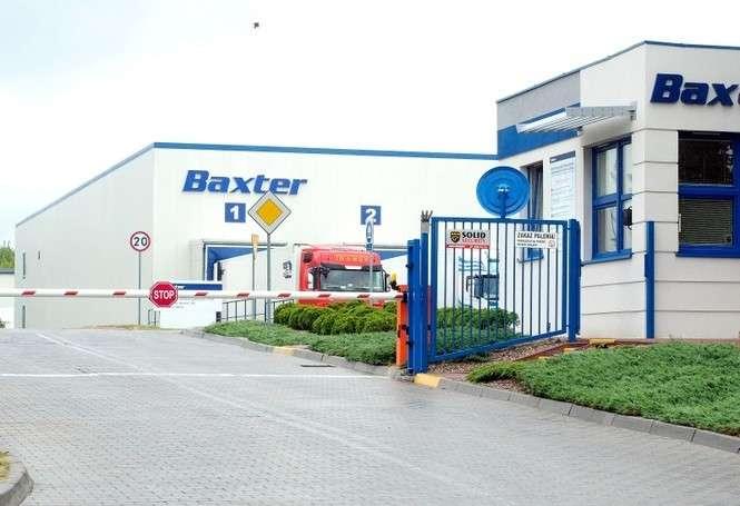 Lubelski zakład Baxtera zostanie ostatecznie zamknięty wstyczniu 2017 roku (fot. Maciej Kaczanowski)