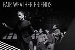 Fair Weather Friends i Jóga - koncert w CK