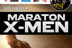 "Maraton ""X-Men"" w Multikinie"