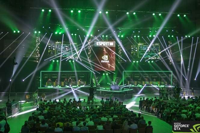 Nvidia GeForce Cup 2017