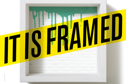 """It Is Framed"" w Brain Damage Gallery: Banksy i inni w Lublinie"