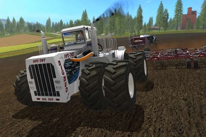 Farming Simulator 17: Big Bud