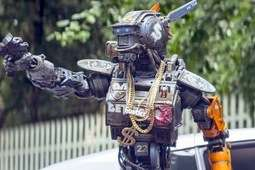 "Miasto movie: ""Chappie"""