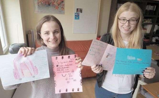 Przedświąteczna pomoc. Dzieci proszą o prezenty. Piszą listy do św. Mikołaja