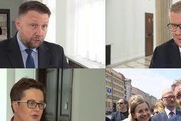 f3822b309e Warszawa. PiS i PO idą łeb w łeb. Tak wynika z najnowszego sondażu  eurowyborczego. Z badania pracowni Kantar przeprowadzonego dla Faktów TVN i  TVN 24 wynika ...