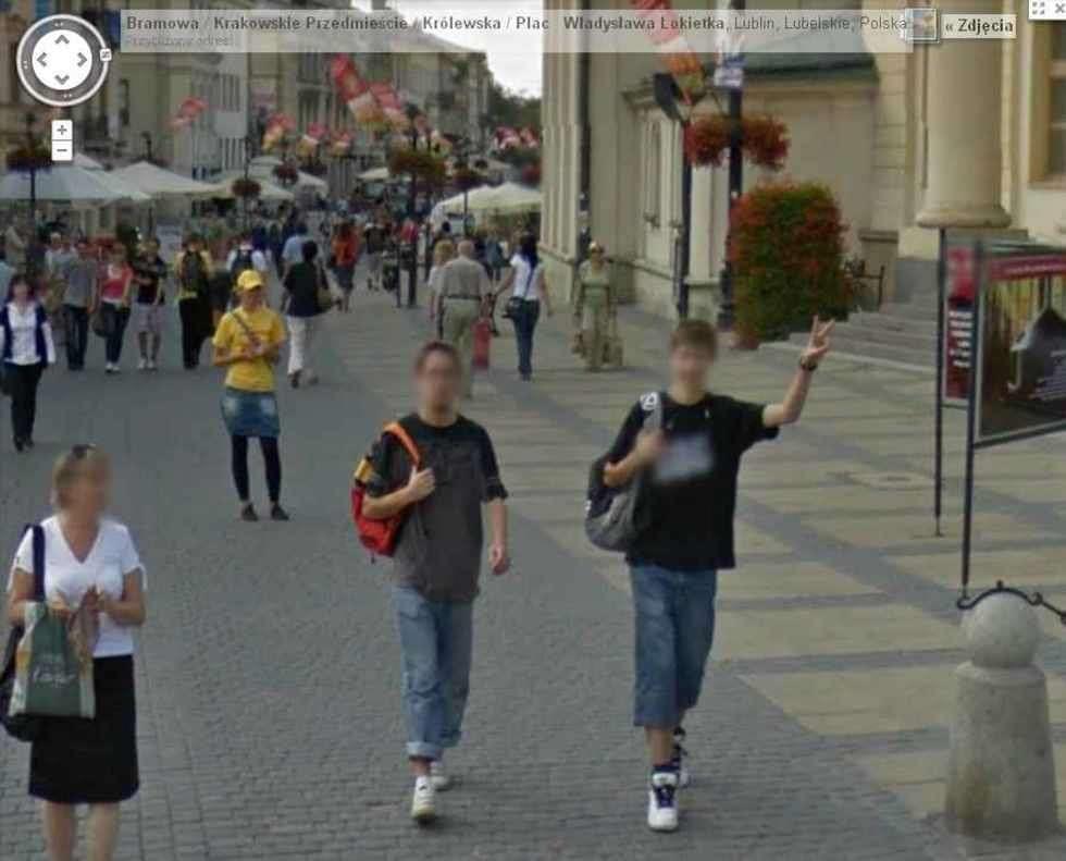 Galeria Nietypowe Zdjecia Z Google Street View Zdjecie 3