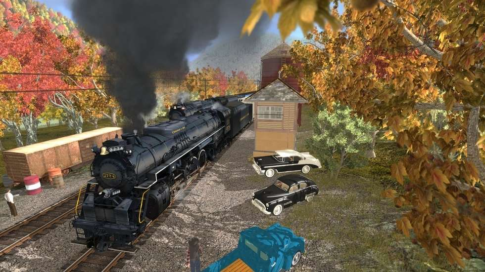 Trainz: Nowa Era