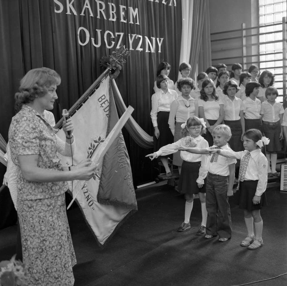 Galeria: Szkoła w czasach PRL-u - zdjęcie 10 - Dziennik Wschodni