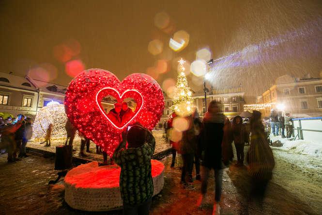 Zamość świetlną Stolicą Polski Miasto Z Nagrodami Za 50