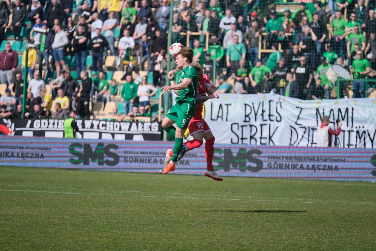 703e8d036 Hit wiosny. Górnik Łęczna gra z Widzewem Łódź 0:0 [ZAPIS RELACJI NA ...