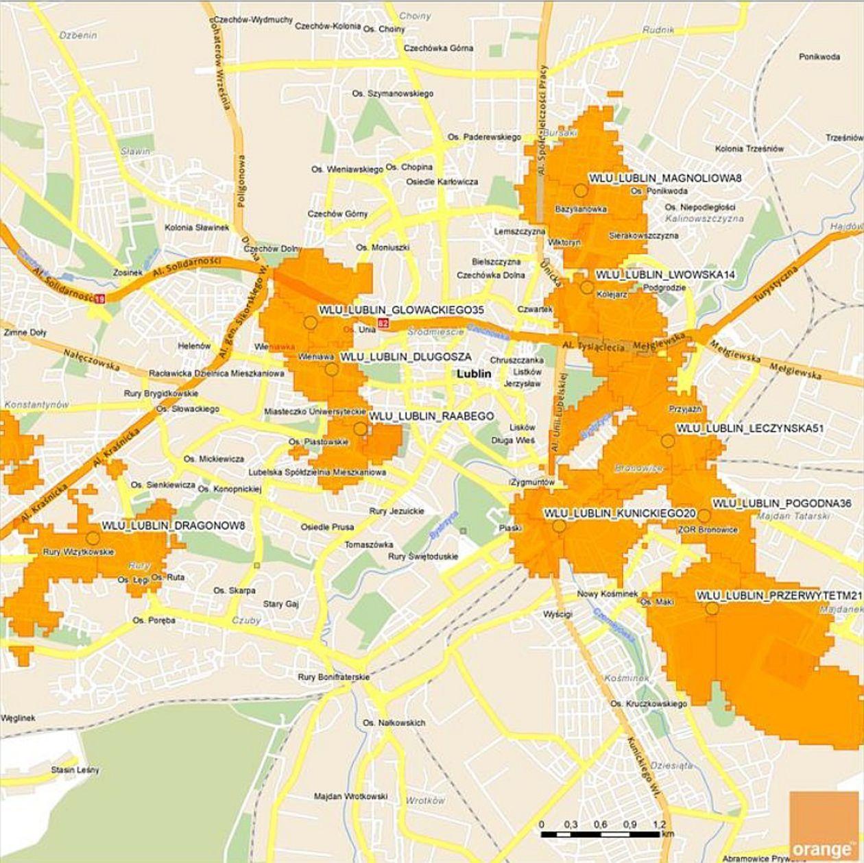 Siec 5g Juz W Lublinie Orange Rozpoczal Testy Szybkiego Internetu