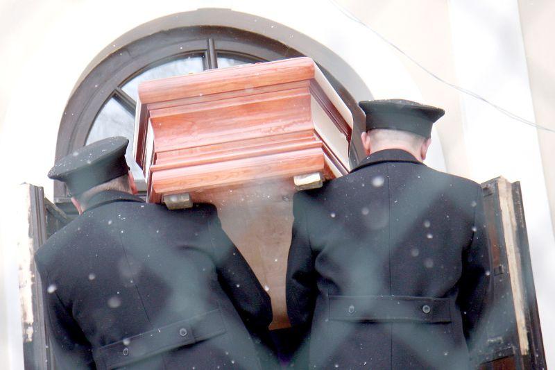 Pogrzeb Bez Mszy Ksiądz Nikt Nie Przyszedł Do Kancelarii