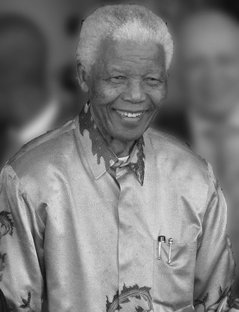Nelson Mandela miał 95 lat (South Africa The Good News)