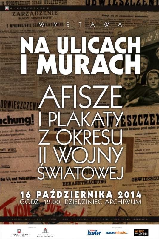 Wystawa Afiszy I Plakatów Z Ii Wojny światowej Dziennik
