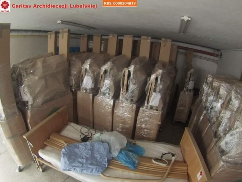 Wypożyczalnia Sprzętu Rehabilitacyjnego 39 Nowych łóżek