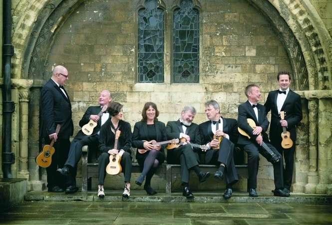 Ukulele Orchestra of Great Britain<br />