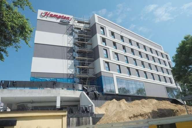 3315bd788f4d5 Hilton, Focus, Ibis. W centrum Lublina budują się hotele. Ponad 300 ...