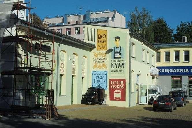 ab3b00b2da5f9 Zmiany na Lubartowskiej 77. A w sobotę jarmark - Dziennik Wschodni