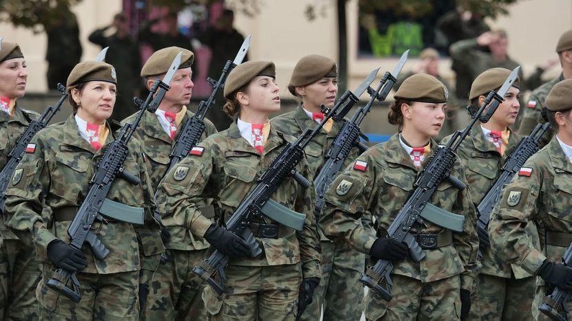 Randki w wojsku