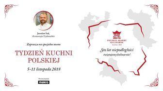 Tydzien Kuchni Polskiej Takze W Lublinie Sprobuj Dan Sprzed 100 Lat
