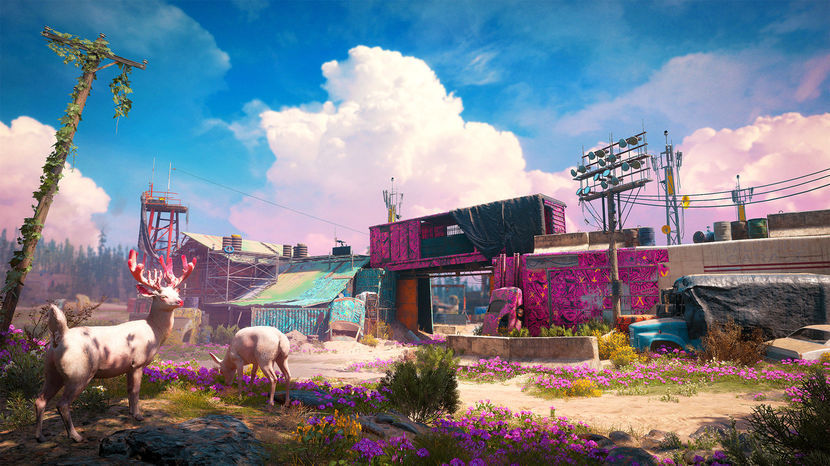 Far Cry New Dawn, czyli różowa postapokalipsa