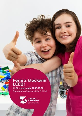 a6c88eebe9e5d3 Ferie w galeriach handlowych w Lublinie: Lego i Wioska Indian ...