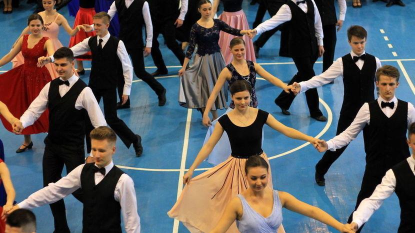 Randki są ściśle związane z tańcem