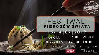 Festiwal Pierogów świata W Lublinie Dziennik Wschodni