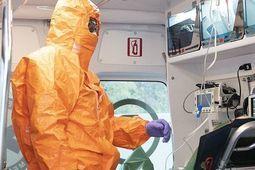Koronawirus w Lubelskiem. 35 nowych zakażeń. Nie żyje 93-letni pacjent SPSK1 b1c5d75788f428d3cfddfe48e90ad27d crd thumb