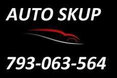 Auto skup Lublin 793-063-564  Skup aut Lubelskie 793-063-564